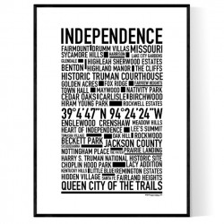 Independence MO Poster