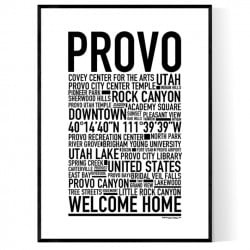 Provo Poster