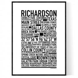 Richardson Poster