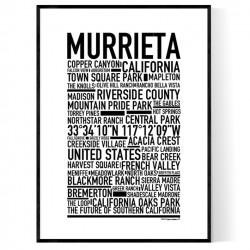 Murrieta Poster