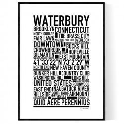Waterbury Poster