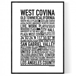 West Covina Poster