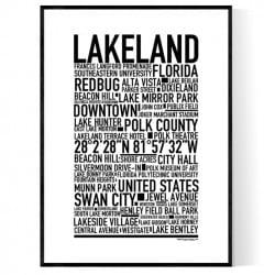 Lakeland Poster