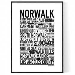 Norwalk Poster