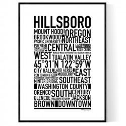 Hillsboro Poster