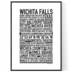 Wichita Falls Poster