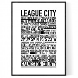 League City Poster