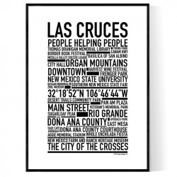Las Cruces Poster