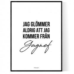 Från Gagnef