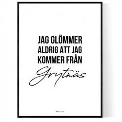 Från Grytnäs