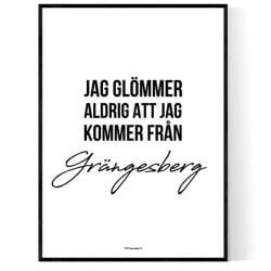 Från Grängesberg