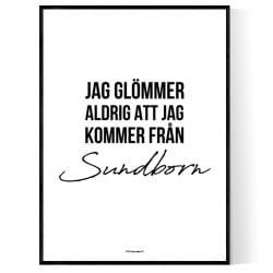 Från Sundborn