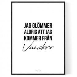 Från Vansbro