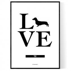 Love Tax Poster