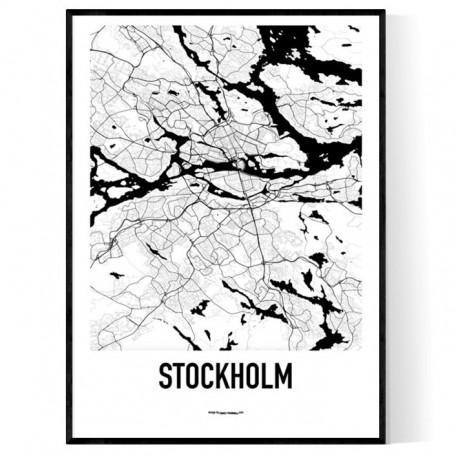 Stockholm Metro Karta