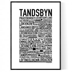 Tandsbyn Poster