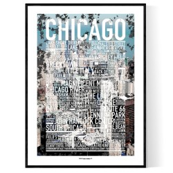 Chicago Photo Text