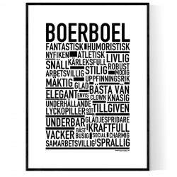 Boerboel Poster