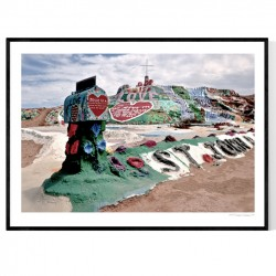 Salvation Mountain Niland