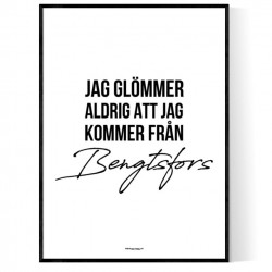 Från Bengtsfors