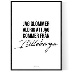 Från Billeberga