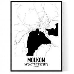 Molkom Karta