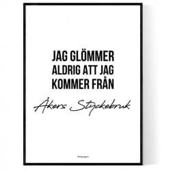 Från Åkers Styckebruk