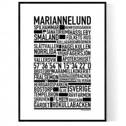 Mariannelund Poster