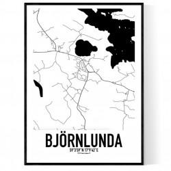 Björnlunda Karta