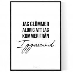 Från Iggesund