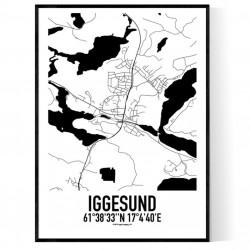 Iggesund Karta