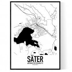 Säter Karta 2