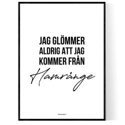 Från Hamrånge