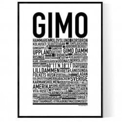 Gimo Poster