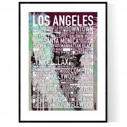 The Art LA Poster
