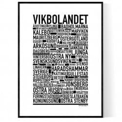 Vikbolandet Poster