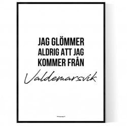 Från Valdemarsvik