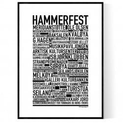 Hammerfest Poster