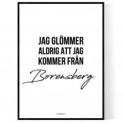 Från Borensberg
