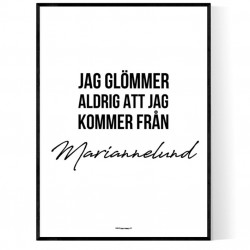 Från Mariannelund