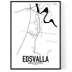 Edsvalla Karta