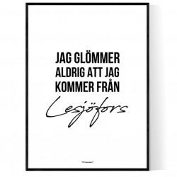 Från Lesjöfors