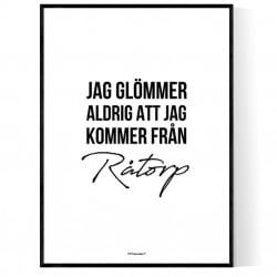 Från Råtorp