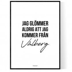 Från Vålberg