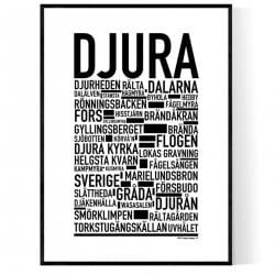 Djura Poster