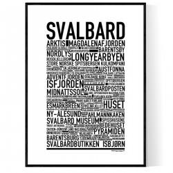 Svalbard Poster