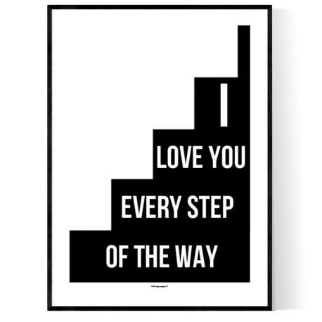 Every Step Poster