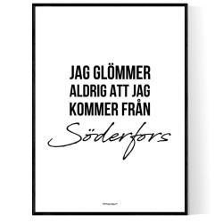 Från Söderfors