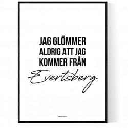 Från Evertsberg