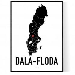 Dala-Floda Heart